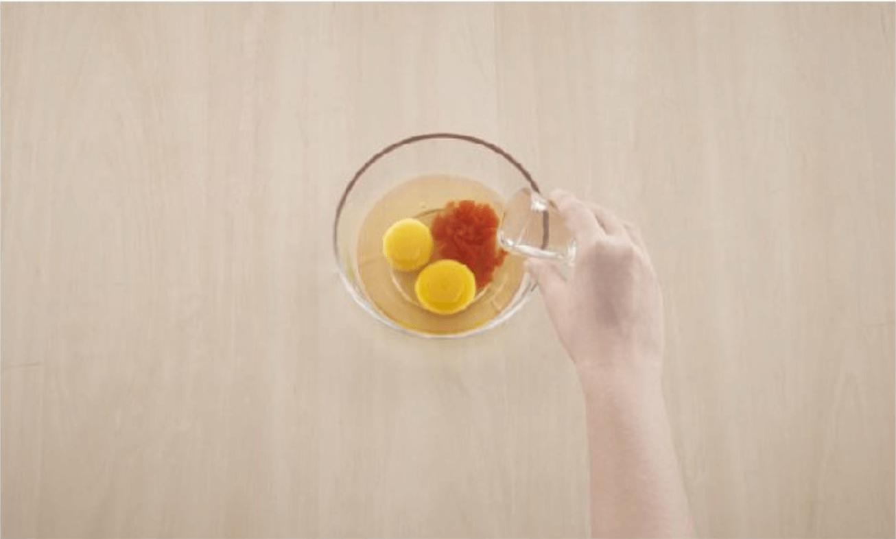 Telur Gulung Ala AJI-NO-MOTO® - Step 1