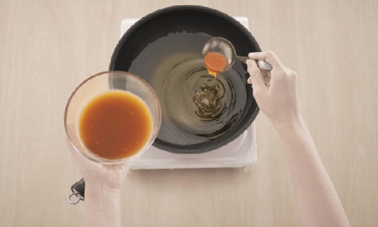 Telur Gulung Ala AJI-NO-MOTO® - Step 3